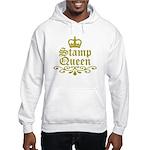 Gold Stamp Queen Hooded Sweatshirt