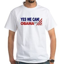 YES WE CAN OBAMA 2008 Shirt