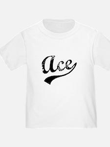 Vintage Ace (Black) T