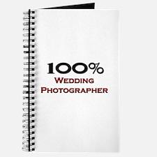100 Percent Wedding Photographer Journal