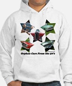 """""""Orphan Cars of the 50's"""" Hoodie"""