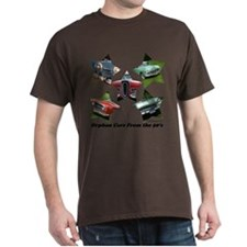 """""""Orphan Cars of the 50's"""" T-Shirt"""