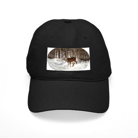 10 Point Buck Black Cap