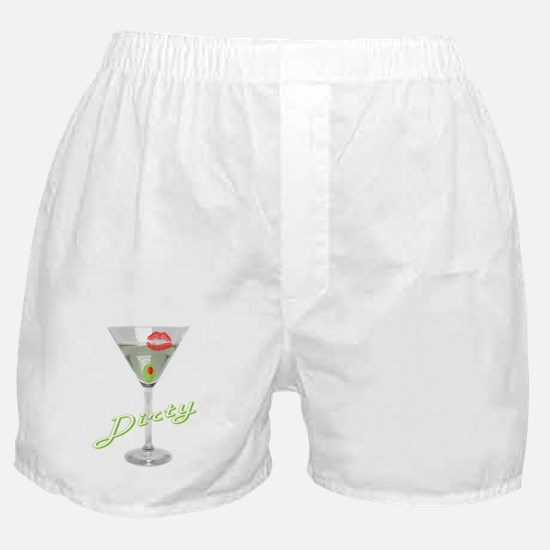 Cute Olive green Boxer Shorts