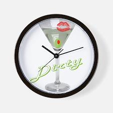 Funny Booze Wall Clock