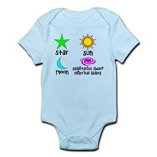 Astronomy for Smart Babies Infant Bodysuit