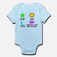 Astronomy for Smart Babies Onesie