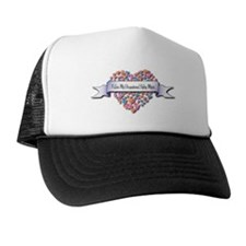 Love My Occupational Safety Major Trucker Hat