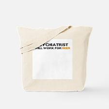 Psychiatrist Tote Bag