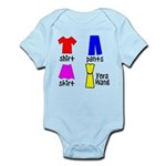 Fashion for Smart Babies Infant Bodysuit
