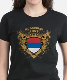 Number One Serbian Aunt Tee