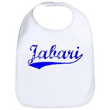 Vintage Jabari (Blue) Bib