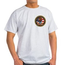Air Marshal Ash Grey T-Shirt