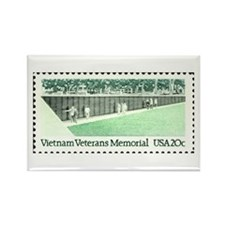 Stamp-Collecting-Vietnam-wall_10x10 Magnets