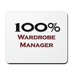100 Percent Wardrobe Manager Mousepad
