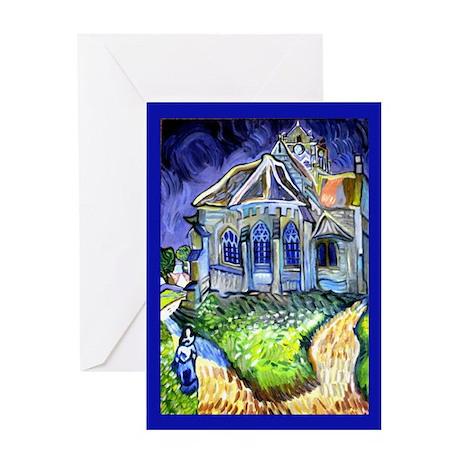 Van Gogh Fine Art Reproduction Greeting Card