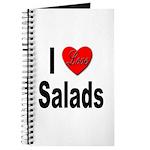 I Love Salads Journal