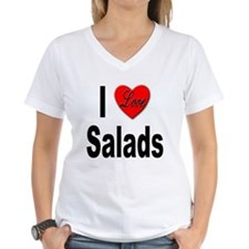I Love Salads (Front) Shirt