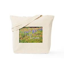 Blue Bonnets Tote Bag