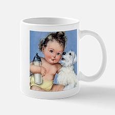Baby Bottle Mug