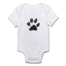 Paw Print Infant Bodysuit