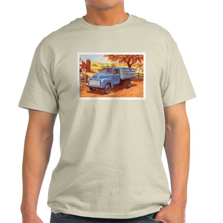 1952 GMC Stakeside Truck Light T-Shirt