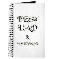 BEST DAD & HANDYMAN Journal