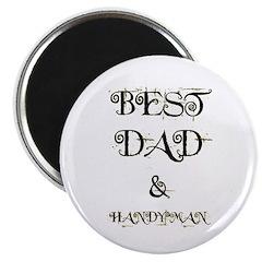 BEST DAD & HANDYMAN 2.25