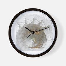 Cute Mathematics fractal Wall Clock