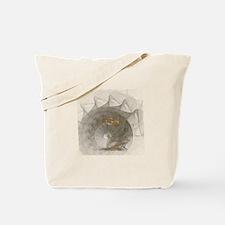 Unique Fractal Tote Bag