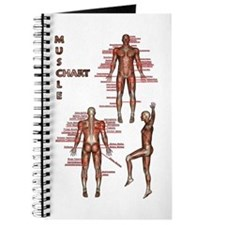 Muscle Chart Journal