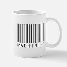Machinist Barcode Mug