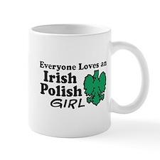 Irish Polish Girl Mug