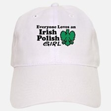 Irish Polish Girl Baseball Baseball Cap