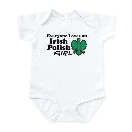 Irish Polish Girl Infant Bodysuit