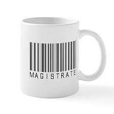 Magistrate Barcode Mug