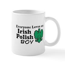 Irish Polish Boy Mug
