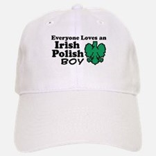 Irish Polish Boy Baseball Baseball Cap