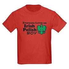 Irish Polish Boy T