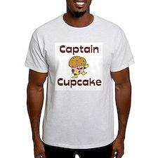 Captain Cupcake Superhero T-Shirt