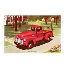 1952 GMC Pickup Postcards (Package of 8)