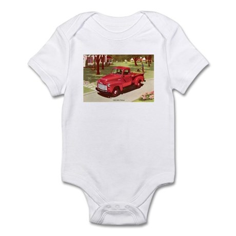 1952 GMC Pickup Infant Bodysuit
