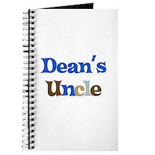 Dean's Uncle Journal