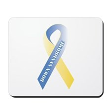 Down Syndrome Awareness Mousepad