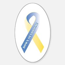 Down Syndrome Awareness Decal