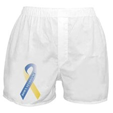 Down Syndrome Awareness Boxer Shorts