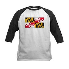 Maryland Blank Flag Tee