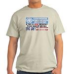 Anti United Nations Ash Grey T-Shirt
