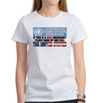 Anti United Nations Women's T-Shirt