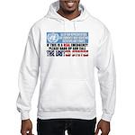 Anti United Nations Hooded Sweatshirt